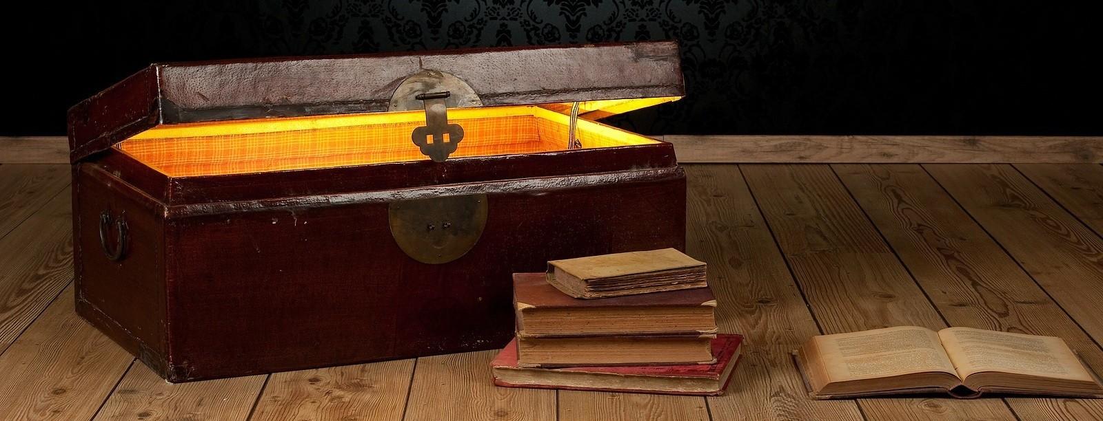 Lost Treasures, Contribute Page